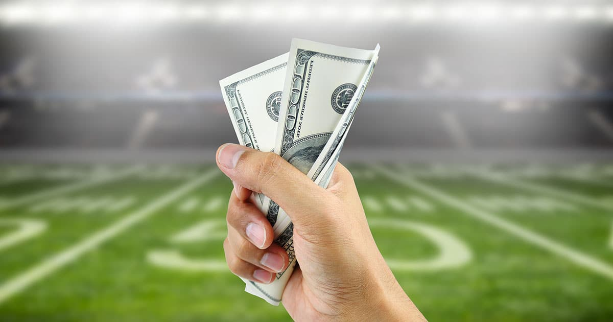 What's The Line On Gambling And Sports Sponsorship?
